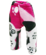 """(I20B35) Clothes American Handmade Pink Pets Pattern Pants 18"""" Inch Doll  - $9.99"""