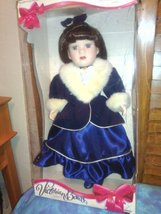Victorian Collection: Genuine Porcelain Doll By Melissa Jane, Limited Co... - $43.99