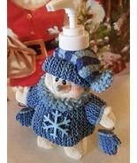 CHRISTMAS RESIN SANTA WITH GLOVES SOAP DISPENSER - $22.76