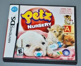 Nintendo DS Game Petz Nursery Version 1 First Release Newborn Pets RARE ... - $11.40