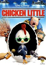 Disney Chicken Little (DVD, 2005)