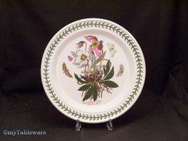 Portmeirion Botanic Garden Dinner Plate(S)   Christmas Rose - $34.60