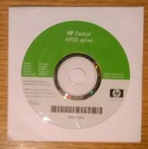 HP Deskjet 6900 Series Driver Disc - $3.95