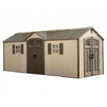 Lifetime 20x8 New Style Storage Shed Kit w/ Floor [60127] - $2,690.88