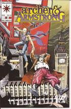 Valiant Archer & Armstrong Lot Issues # 10,12,13, & 15  Action Adventure - $9.95