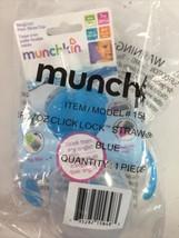 Munchkin Click Lock Straw Trainer Cup-7 oz- A - $9.00