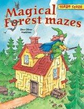 Maze Craze: Magical Forest Mazes (Maze Craze Book) Matthies, Don-Oliver ... - $9.89