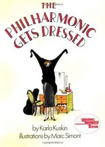 The Philharmonic Gets Dressed (Reading Rainbow Books) [Paperback] Kuskin... - $11.87