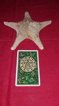 Sevenfold Mystery Tarot cards Reading with ONE card make best possible choice.  - $5.99