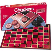 Continuum Games Checkers, One Size - $19.79