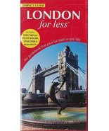 London for Less (For Less Compact Guides) - $13.84