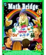 Math Bridge: 8th Grade (Math & Reading Bridge) Dankberg, Tracy and Orr, ... - $11.87