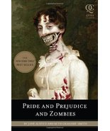 Pride and Prejudice and Zombies [Paperback] Jane Austen and Seth Grahame... - $9.89