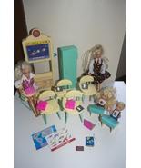 Barbie School Classroom Playset 1996 - $59.95