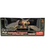 Motor Works Die Cast The Ultimate Soldier Flakpanzer lV Wirbelwind WWll ... - $59.39