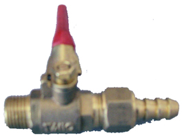 Fuel Shut Off Valve for VW Baja Sand Rail Dune Buggy  - $19.99
