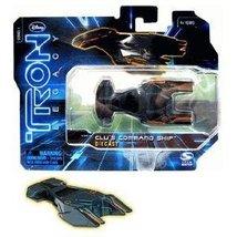 Disney Tron Legacy Series 2 Diecast Toy Clu's Command Ship Spin Master MIB 2010 - $17.50
