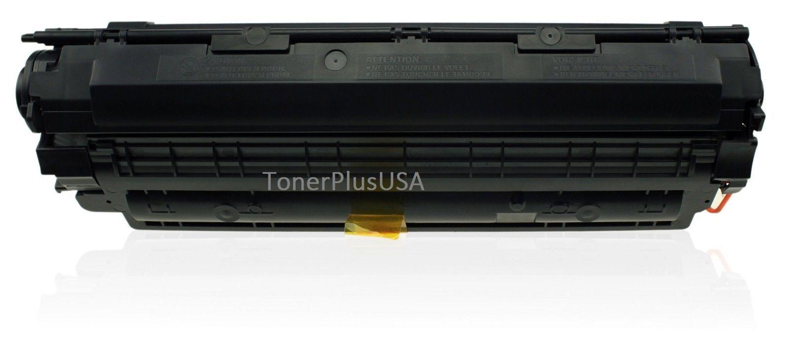 1pk Cf283a 83A Toner Cartridge For Hp Laserjet Pro M125rnw M125nw M127fn Mfp