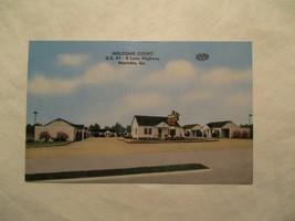 Holcomb Court Marietta Georgia GA Postcard - $4.99