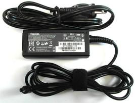 Genuine Toshiba Laptop AC Power Adapter PA-1450-59 PA5177U-1ACA G71C000GX110 45W - $14.99