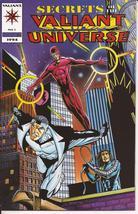 Valiant Secrets Of The Valiant Universe #1 Action Adventure Drama - $3.50