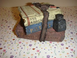 Boyds Bears Book Stack For Display, Gently Used - $12.49