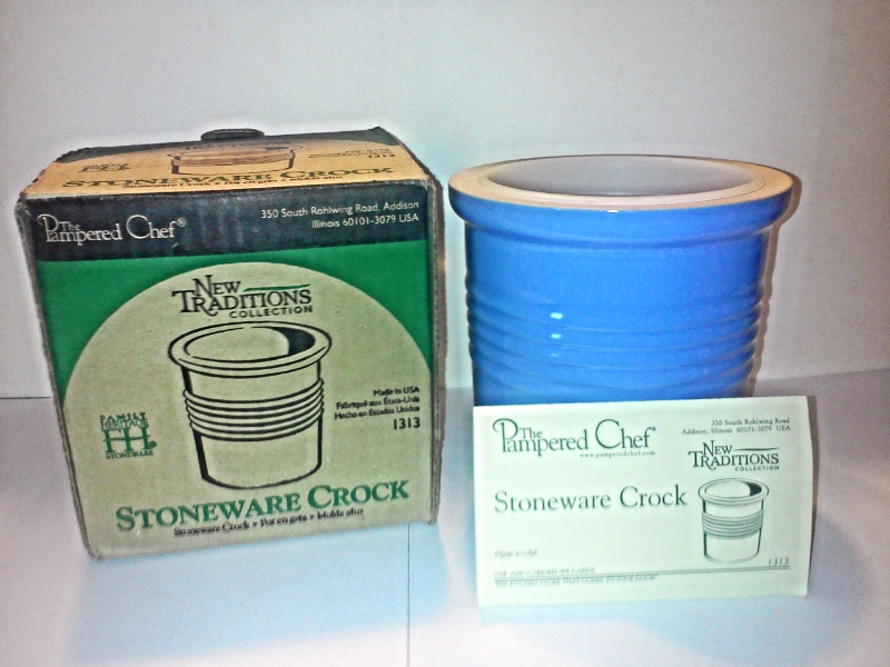 The Pampered Chef Crock: 1 listing