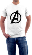 White New Avengers Movie Marvel Comic Men Tshir... - £10.95 GBP - £14.23 GBP