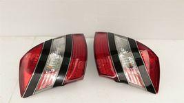 07-09 Mercedes 221 S550 S600 Tailight Tail Light Lamps Set L&R image 5