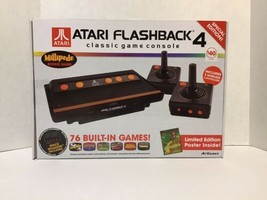 ATARI FLASHBACK 4 Special Edition Classic Game Console ~ Wireless Controllers - $19.80
