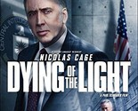 Dying of the Light Blu-ray Disc CAGE PREORDER 2/17/15 FREE SHIPPING