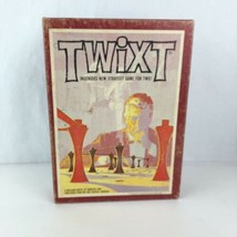 TWIXT Strategy Game of Barriers 3M Bookshelf Avalon Hill 1976 - Vintage ... - $19.79