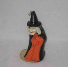 """Great Vintage 5"""" Gurley Halloween WITCH Candle - $44.36"""