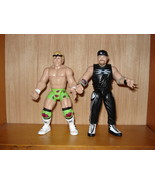 WWE The New Age Outlaws Figures Jakks Pacific B... - $7.00