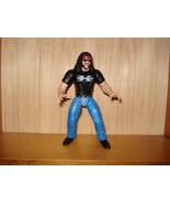 WWE X-Pac Figure Jakks Pacific Bone Crunching A... - $4.00