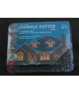Christmas Lights Shingle Gutter 104 Clips Outdoor Holiday New - $4.98