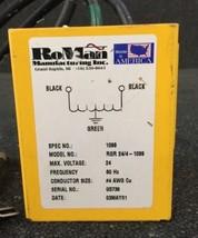 Roman Manufacturing Grounding Reactor - $150.00