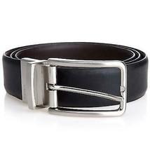 Calvin Klein Men's Premium Reversible 35mm Leather Belt 73879 BBR image 2