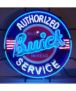 Neonetics Buick neon sign with silkscreen backing - $331.40