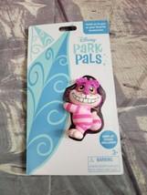 New Disney Parks Alice In Wonderland Cheshire Cat Park Pals Figure Clip - $11.39