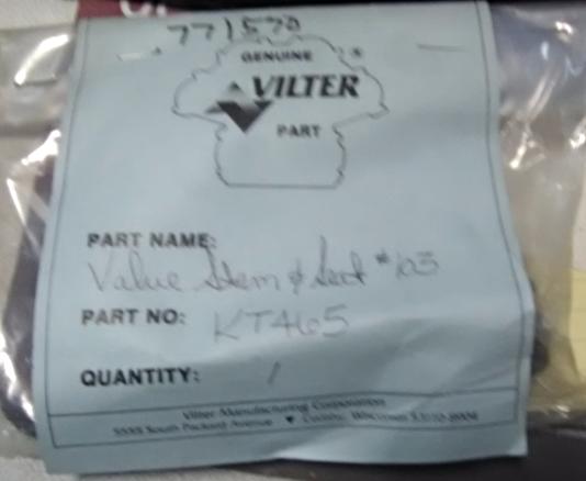 Vilter Stem and Seat Kit #KT465
