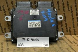 2009-2010 Mazda 6 2.5L AT Engine Control Unit ECU L51918881J Module 302-4G4 - $45.99