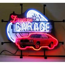 Neonetics Dream garage chevy chevelle ss neon sign - $345.00
