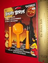 Angry Birds Craft Tool Set Halloween Holiday Comic Pumpkin Carving Acces... - £7.16 GBP
