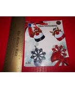 MLB Christmas Ornament Set Boston Red Sox Holiday Baseball Team Snowflak... - $5.69