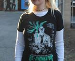 Re-Animator - H.P. Lovecraft - Pre-shrunk women's 100% cotton tee-shirt - £11.87 GBP