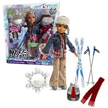 Moxie Boyz MGA Entertainment Magic Snow Series 11 Inch Doll - Owen with Artifici - $34.99