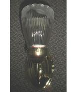 ITC Inc Polished Brass RV 12 Volt Light With Glass Light Votive #38002-2658 - $19.80