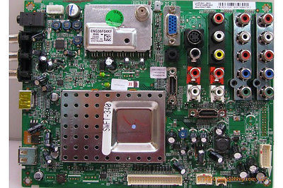 276307 KM19ARB-MA2 Tuner AV Main PCB From RCA L40FHD41YX9 LCD TV
