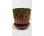 Mccoy planter bamboo design flower pot 06 thumb155 crop
